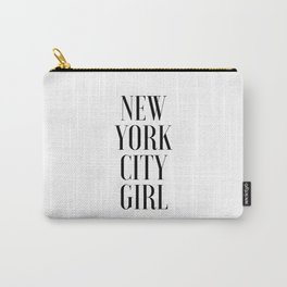 PRINTABLE ART,New York Print,New York Poster,Wall Art,Nyc City Poster,NYC Print,New York City Print Carry-All Pouch
