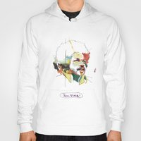 tim shumate Hoodies featuring Tim Maia by Carlos Quiterio