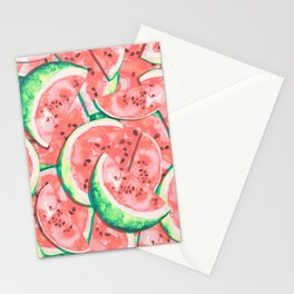 Watermelons Forever | Pastels Stationery Cards