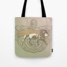 Fearless Creature: Leeoh Tote Bag