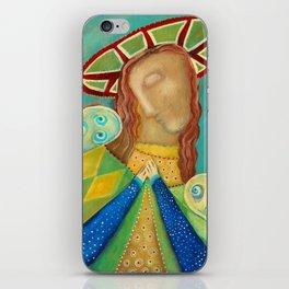 angel of God iPhone Skin