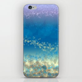 Abstract Seascape 03 wc iPhone Skin