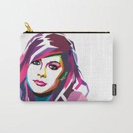 Avril Lavigne - WPAP art Carry-All Pouch