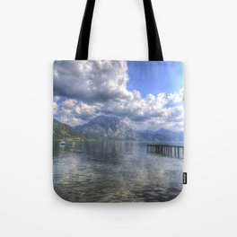 Traunsee Lake Altmunster Austria Tote Bag
