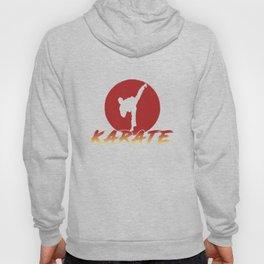 Karate Fighting Present Gift Self Defense Hoody