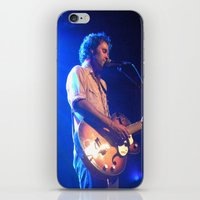 israel iPhone & iPod Skins featuring Israel Nebeker by S.R. Londer