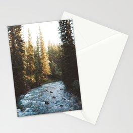 Johnston Canyon | Banff National Park, Alberta, Canada | John Hill Photography Stationery Cards