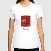 lebowski T-shirts featuring The Lebowski Series: Donny by Bubblegun