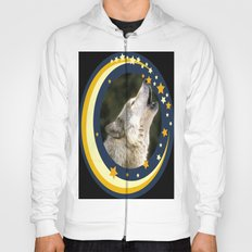 Lonely Wolf Hoody