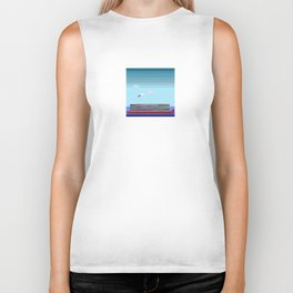 The Long Boat Taking Cellphones for May in May Biker Tank