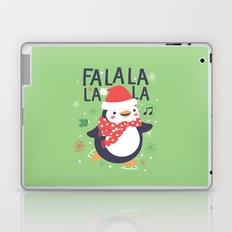 Fa la la penguin Laptop & iPad Skin