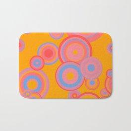 Abstract Spots Bath Mat