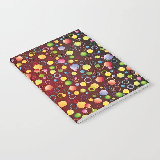 CIRCLES COFFEE Notebook