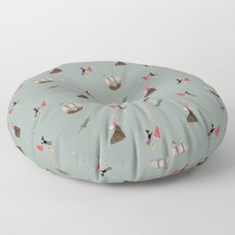 Neverland Pattern Floor Pillow