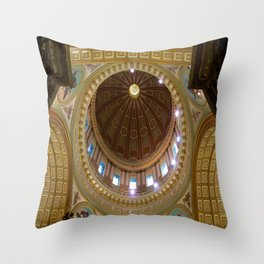 Cathedrale Throw Pillow
