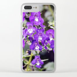 Longwood Gardens Autum Series 100 Clear iPhone Case