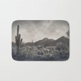 McDowell Mountains, Arizona Bath Mat