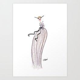 MY LOVELY DARLING Art Print