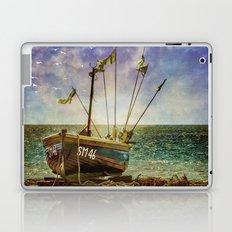 Fishing Boat Laptop & iPad Skin