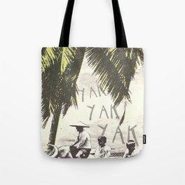 Yakity Tote Bag