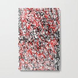SPARTA Metal Print