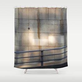 SquareStones Shower Curtain