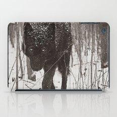 Snow Wolf iPad Case