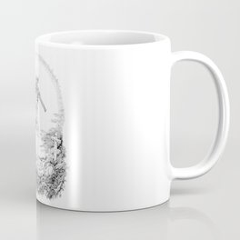 Death and Harmonica Coffee Mug