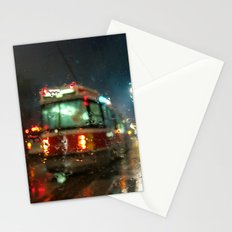 Streetcar Interruptus Stationery Cards