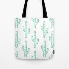 Cactus Tote Bag