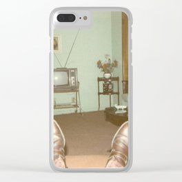 January 1971 Clear iPhone Case