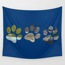 Happy Valley Nights Wall Tapestry