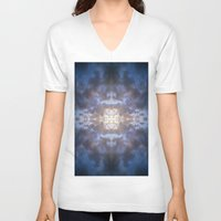 infinite V-neck T-shirts featuring infinite by wegotitallwrong