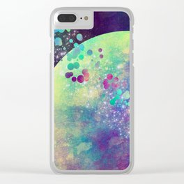 Orbital Clear iPhone Case