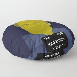 Bundy Minimalism Floor Pillow