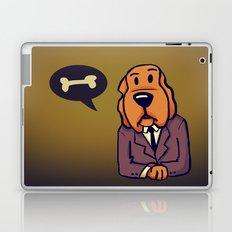 Dog News Laptop & iPad Skin