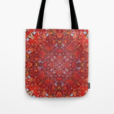 Internal Kaleidoscopic Daze-2 Tote Bag