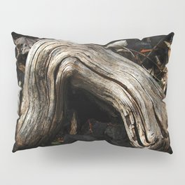 Decay and New Life Pillow Sham