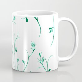 Leaves print Coffee Mug