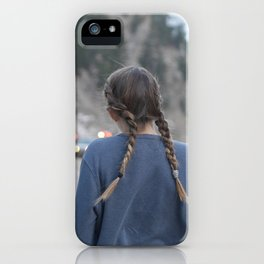 Highways and Headlights iPhone Case