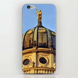 French Cathedrale - Gendarmenmarkt - Berlin iPhone Skin