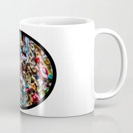Gum Wall Coffee Mug