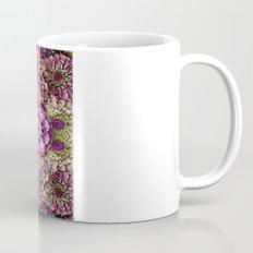 Dark floral Mug