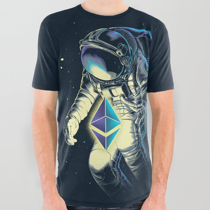 Space_Ethereum__Navy_Version_All_Over_Graphic_Tee_by_Angoes25__Large