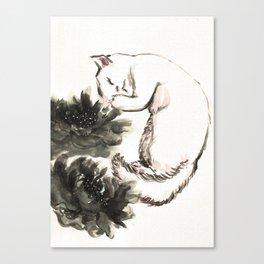 YUKI Canvas Print