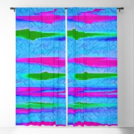 Abstract 808 Blackout Curtain