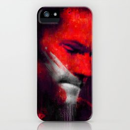 Hemovore iPhone Case