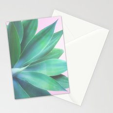 Agave Pink Pop Stationery Cards