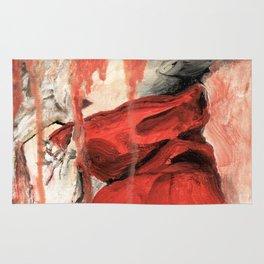 RED COAT Rug