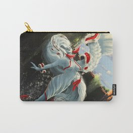 Angel of the Oasis Carry-All Pouch